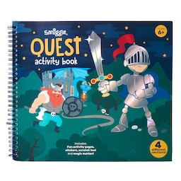 Quest Activity Book