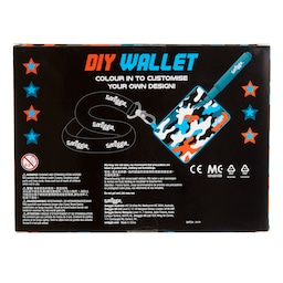 Funky Wallet Diy Kit