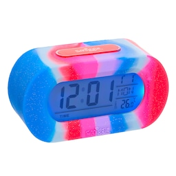 Silicone Rainbow Talking Clock