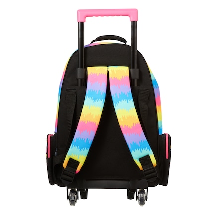 Express Trolley Backpack With Light Up Wheels