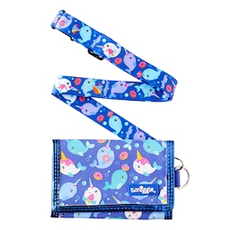 Whirl Junior Lanyard Wallet