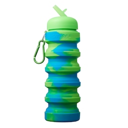 Fizz Silicone Squash Drink Bottle