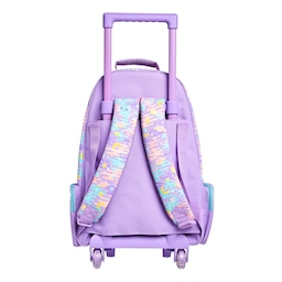 Far Away Trolley Backpack With Light Up Wheels