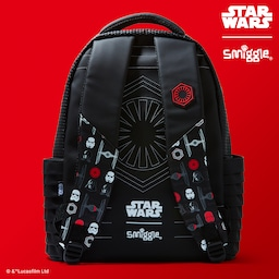 Star Wars First Order Kylo Ren Hardtop Backpack