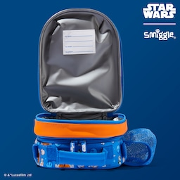 Star Wars The Resistance R2-D2 Junior Hardtop Lunchbox With Strap