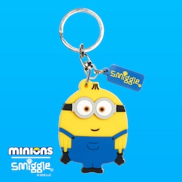 Minions Scented Keyring