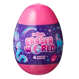 Eraser World Scented Erasers Egg