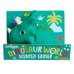 Dino World Collectable Eraser