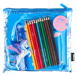 Far Away Sketch Book Stationery Kit