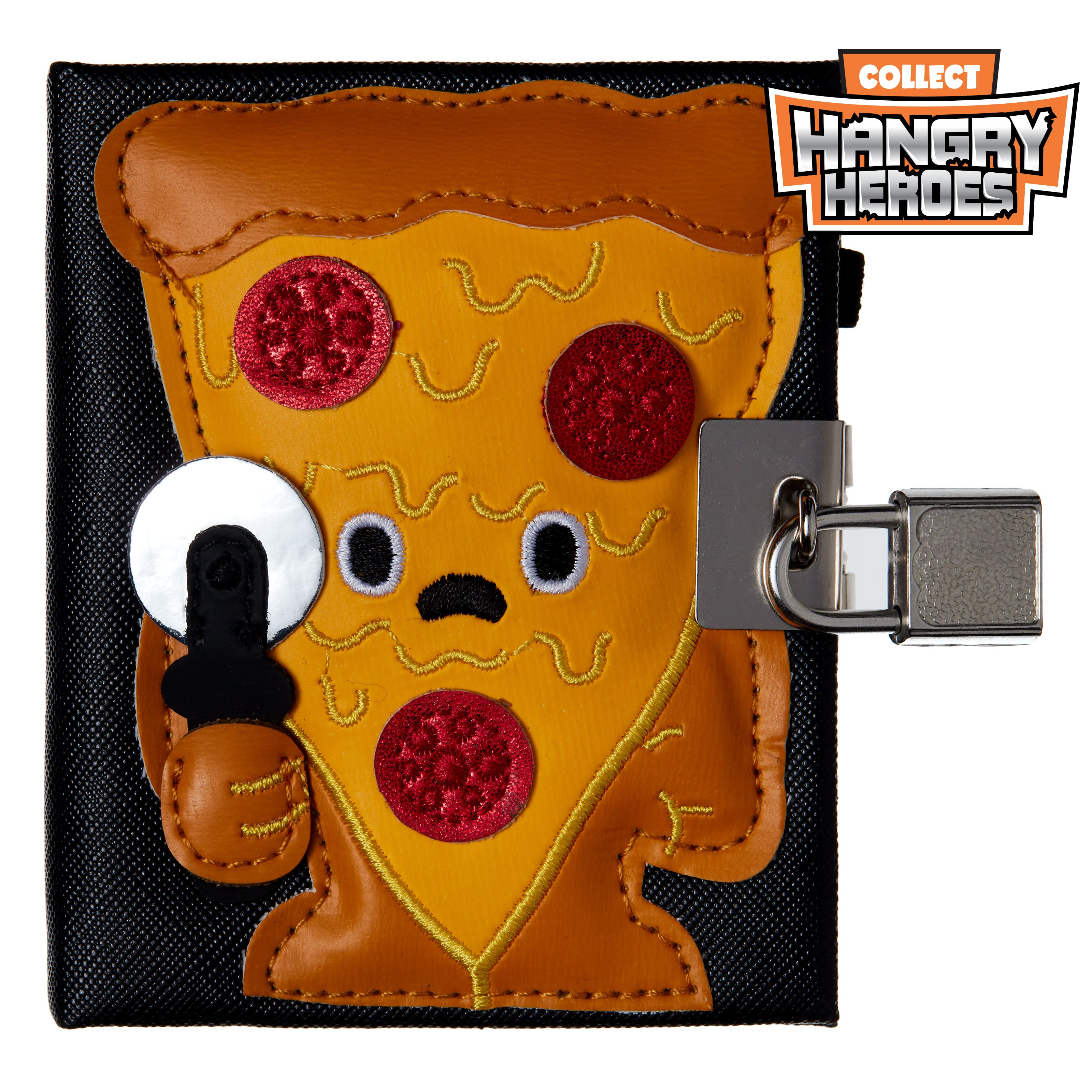 Smigglets Hangry Heroes Little Lockable Notebook