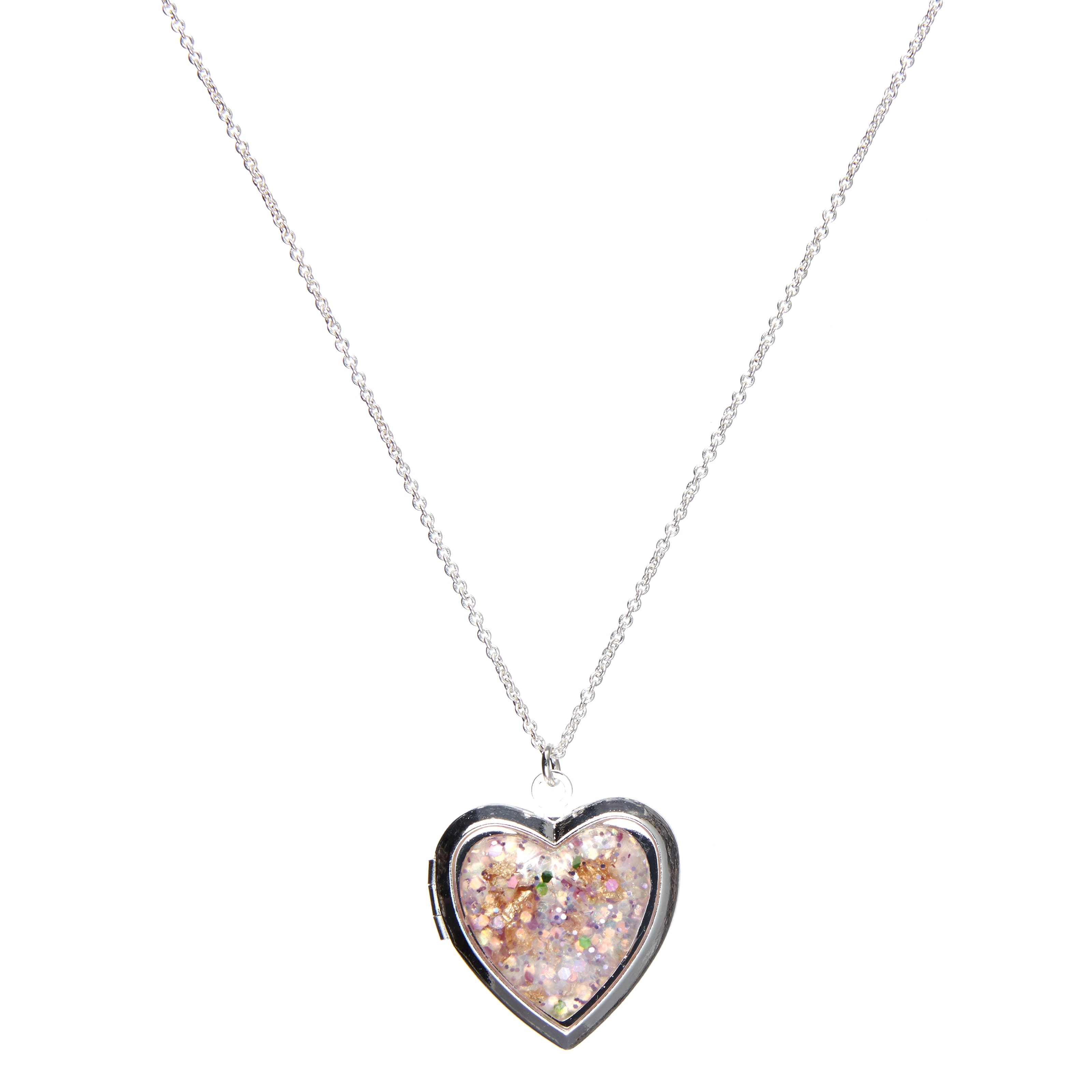 Charming Locket Necklace
